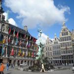 Grote Markt, Antwerp – Belgium