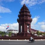 Independence Monument, Phnom Penh – Cambodia
