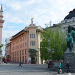 Preseren Square, Ljubljana - Slovenia