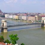 Danube River, Budapest – Hungary