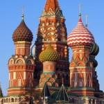 St Basil's Cathedral – Moscow [Russia]